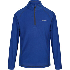 Regatta Montes Fleece LS Top Men, surf spray